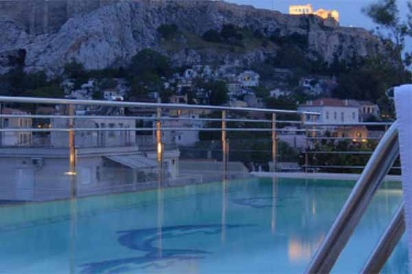 how to get from athens airport to electra palace hotel